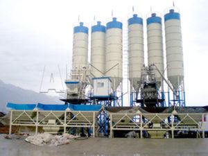 Бетонний завод цена низкая