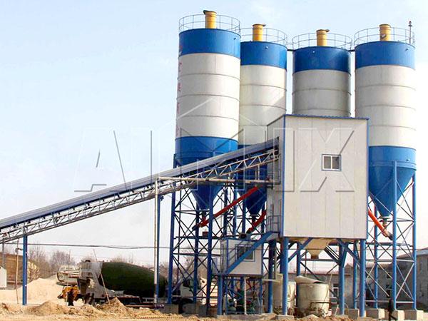 купить бетонный завод цена дешевая