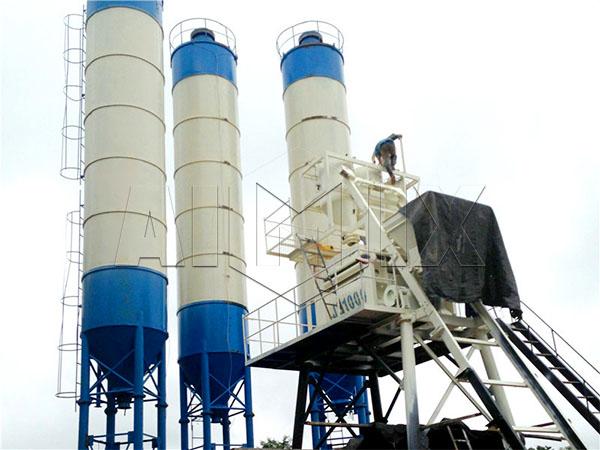 бетоносмесительная установка цена дешевая