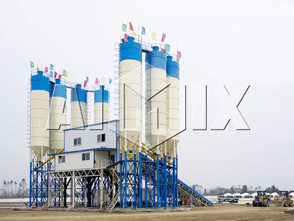 бетонный завод цена не дорогая из Китая купить
