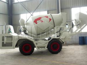 В Китае купить бетоносмеситель с самозагрузкой цена