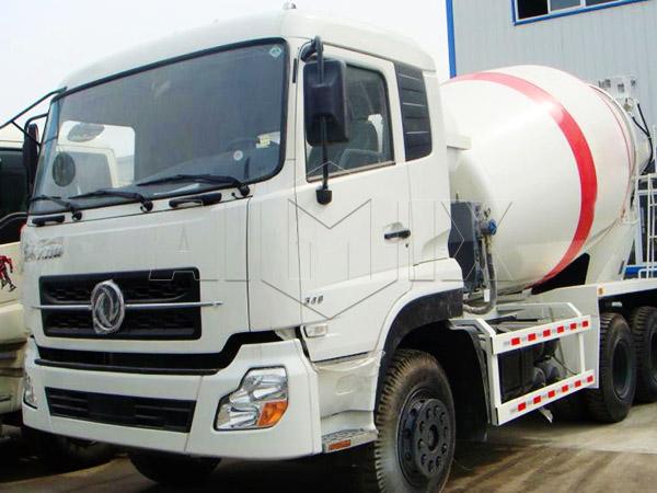 купить бетоновоз в Китае