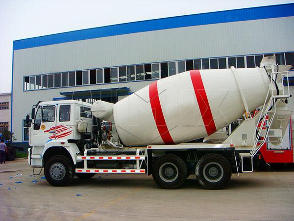 Купить миксер бетоновоз из Китая