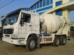 авто миксер бетона цена недорогая