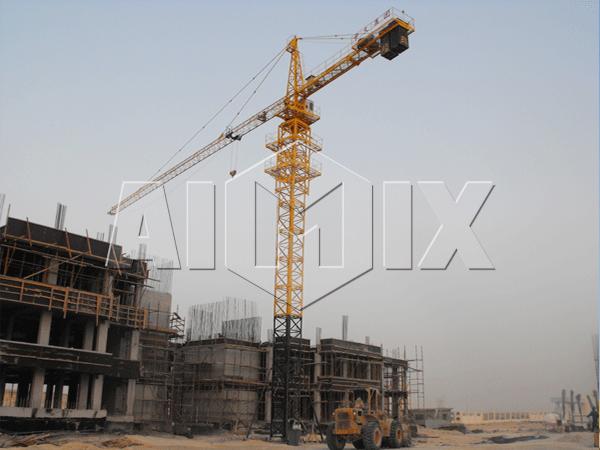 кран баштовий цена ниже в Китае
