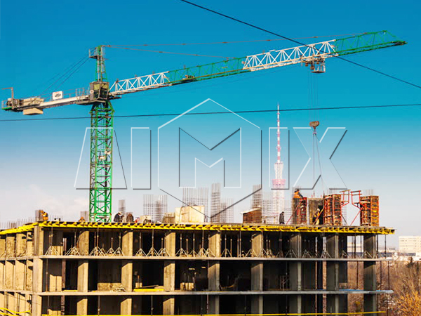 строительные краны выбрать в Китае