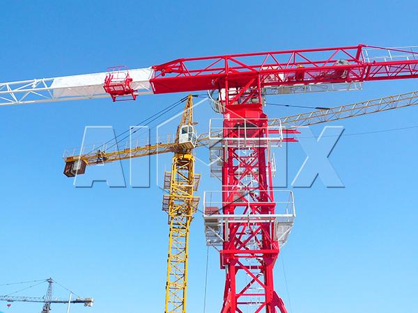 продажа башенных кранов из Китая