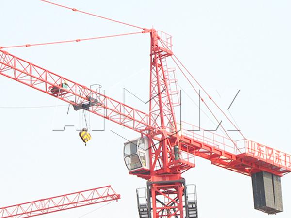 сколько стоит строительный кран цена
