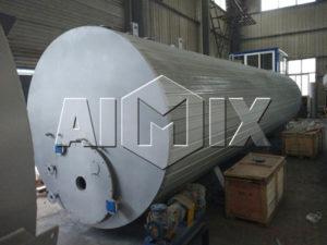 Кыргызстан - Асфальтобетонный завод 80 т/ч экспортировался на Кыргызстан