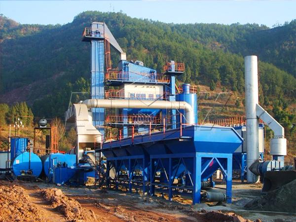 Китайский асфальтный завод купить