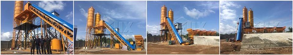 Купить бетонный завод цена от Aimix
