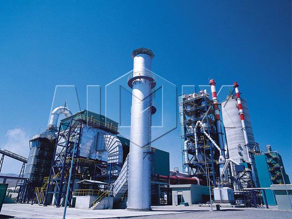 производство цементных заводов