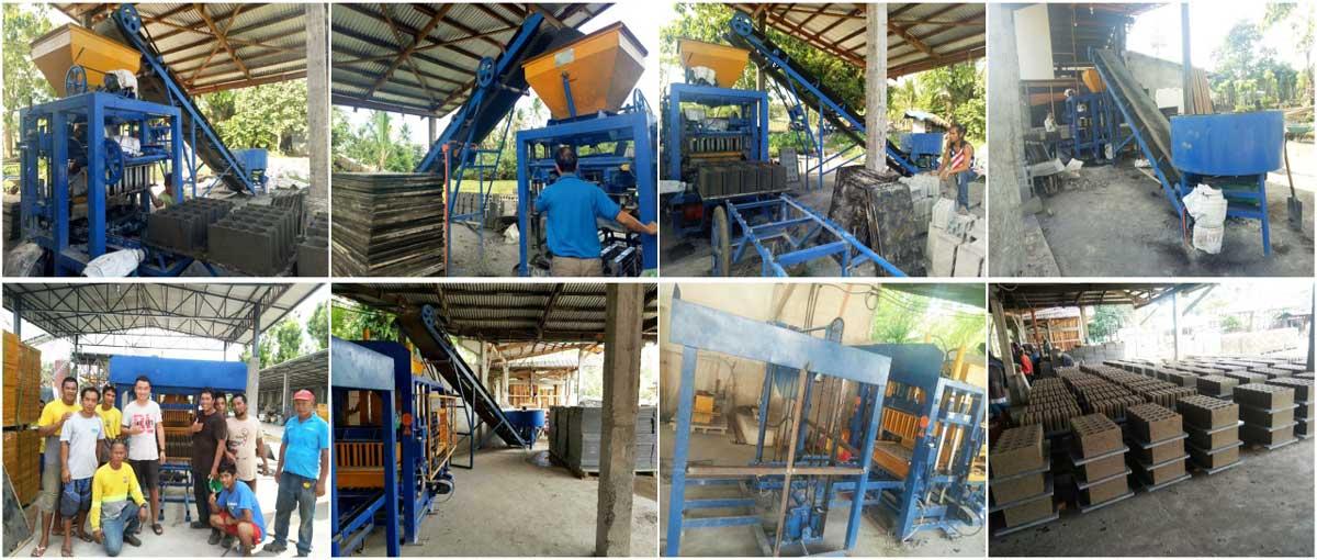 кирпичный станок продам оборудование для изготовления блоков
