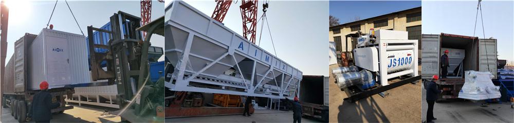 Китайский бетонный завод купить в Таджикистане