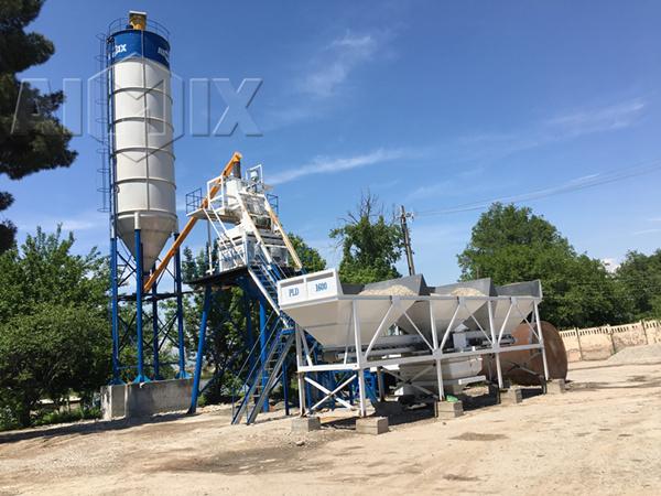 Продажа бетонного завода цена в Таджикистане
