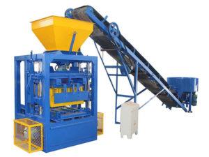 Филиппины - монтаж оборудования для производства блоков на Филиппинах