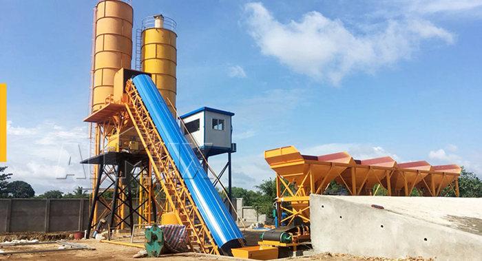 Продажа бетонного завода цена