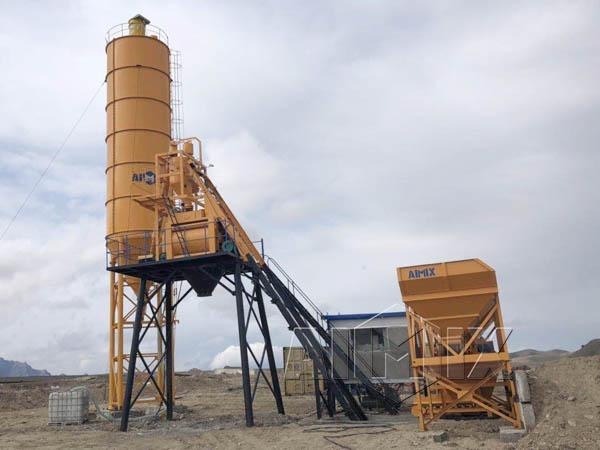 Продажа бетонных заводов цена в Узбекистане