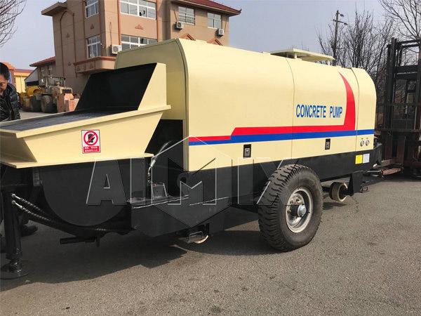 Продам стационарный бетононасос цена в Казахстане