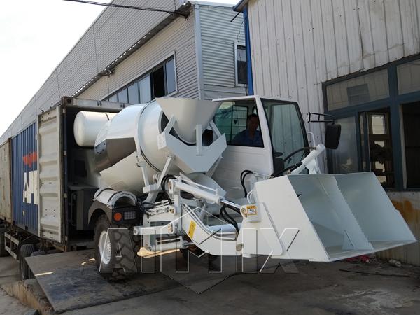 Продажа бетоносмеситель с самозагрузкой цена в России