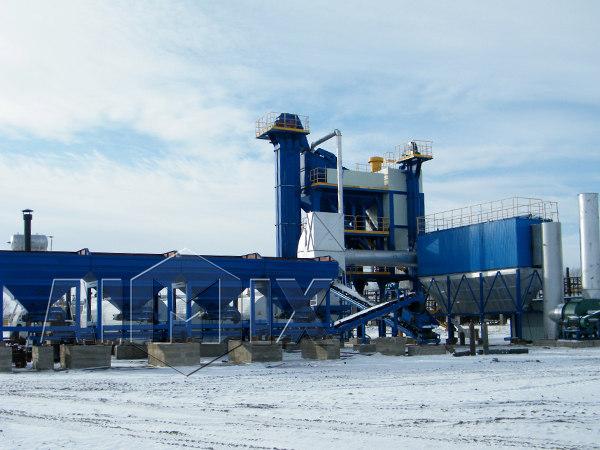 Купить асфальтосмесительные установки цены в Казахстане