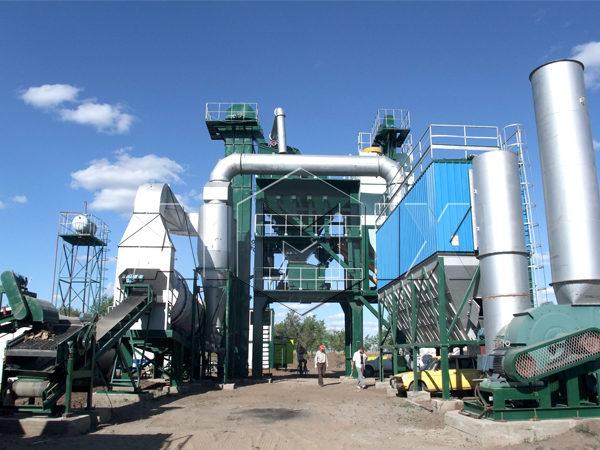 Купить асфальтный завод цена в Казахстане