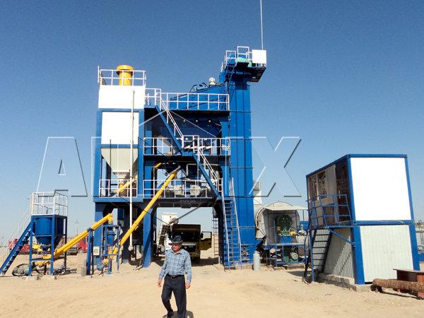 Купить асфальтный завод цена в Узбекистане