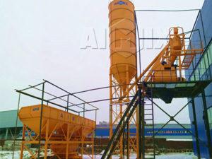 Бетонный завод AIMIX в Казахстане работает