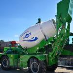 Купить бетоносмеситель с самозагрузкой цена в Китае