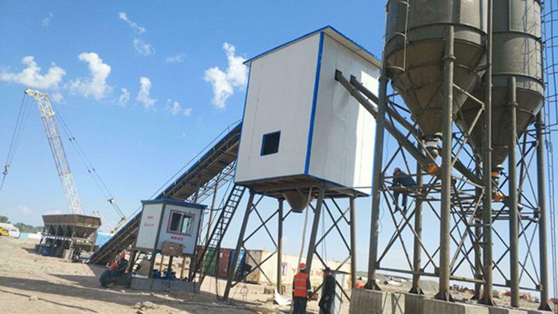 Продажа бетонных заводов в Узбекистане