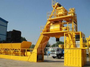 Продажа бетонного завода из Китая