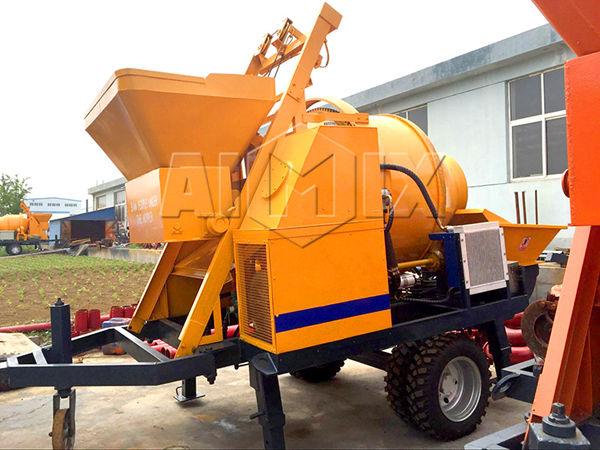 Продам дизельный миксер с бетононасосом цена в Казахстане